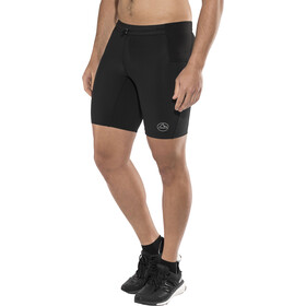 La Sportiva Freedom Tights Shorts Herre black/grey
